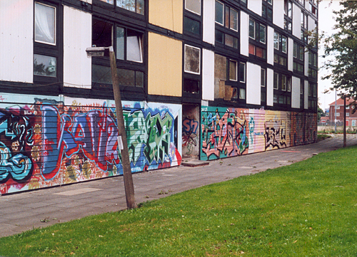 Hulme Crescents 2